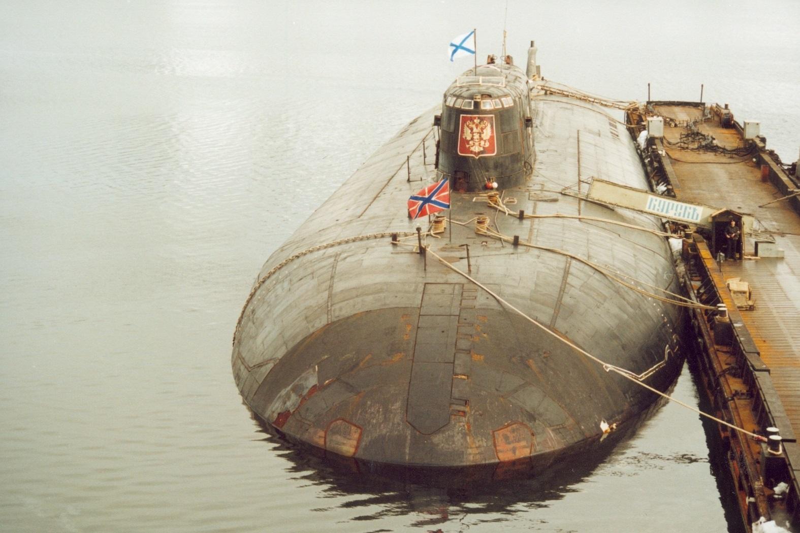 выжившие после аварий подводных лодок