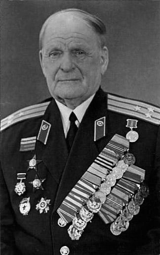 Алешков - отец