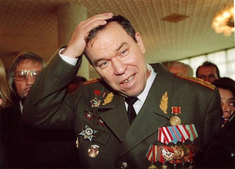 Лев Рохлин - генерал