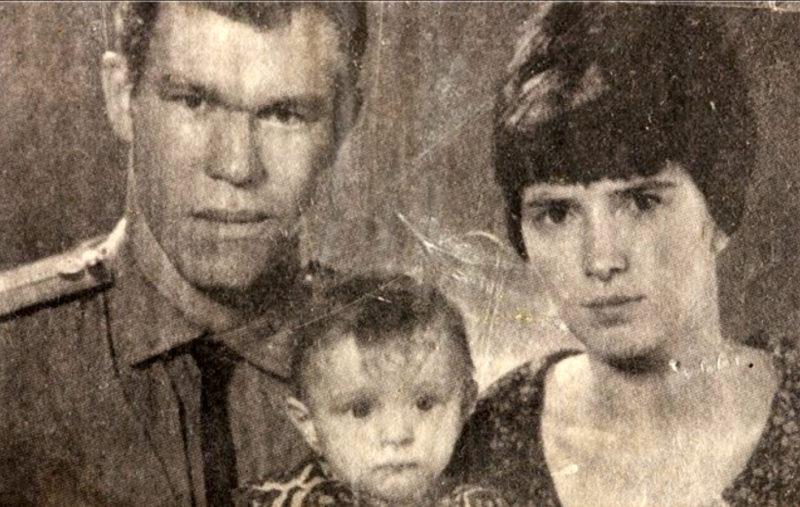 Лев Рохлин - молодая семья