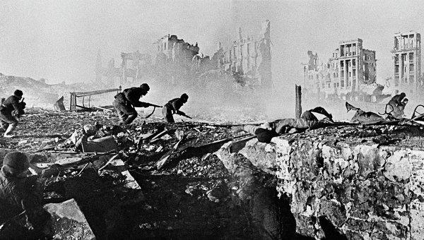 битва за сталинград уличный бой