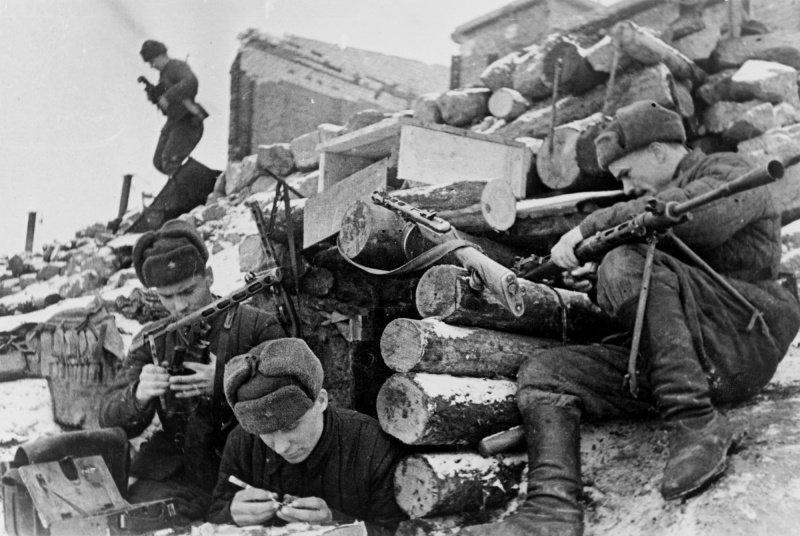 битва за сталинград36