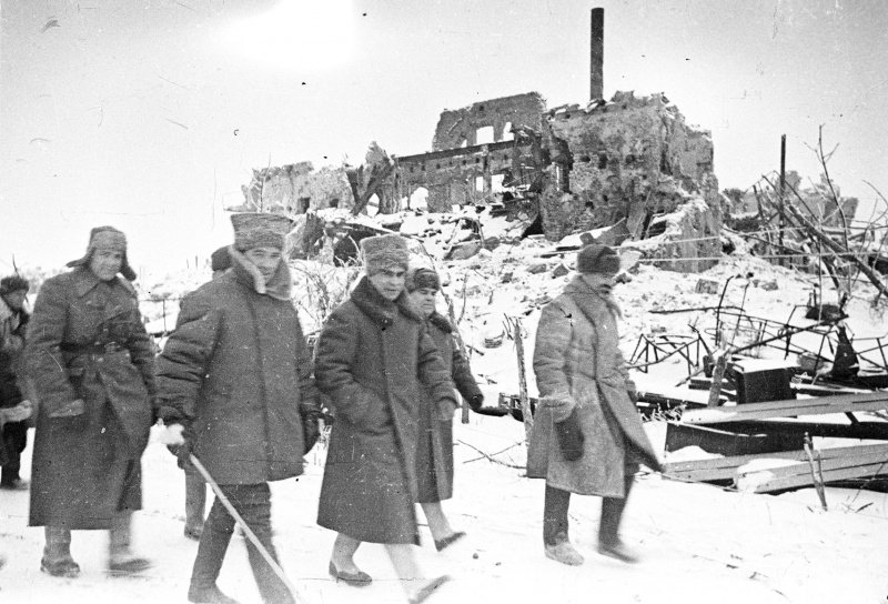битва за сталинград59 - Чуйков