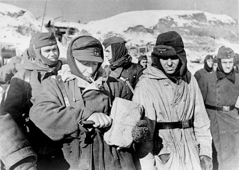 битва за сталинград72 - пленные