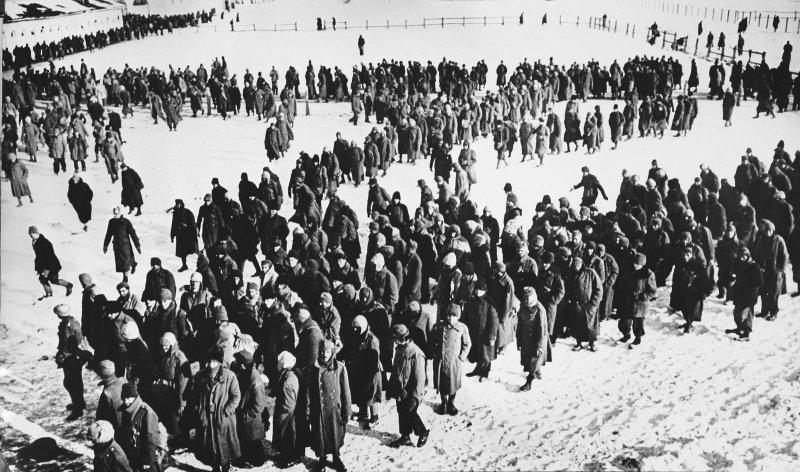 битва за сталинград73 - пленные