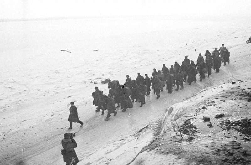 битва за сталинград78 - пленные