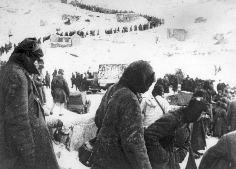 битва за сталинград79 - пленные