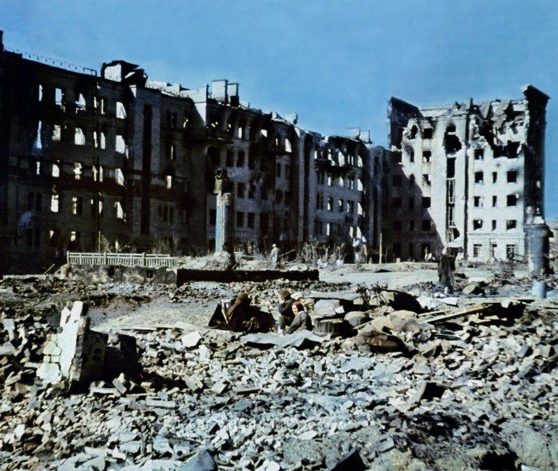 битва за сталинград80