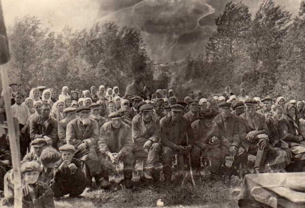 крестьянская община - собрание - Совет