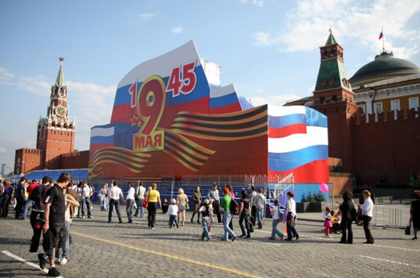 мавзолей Ленина задрапирован