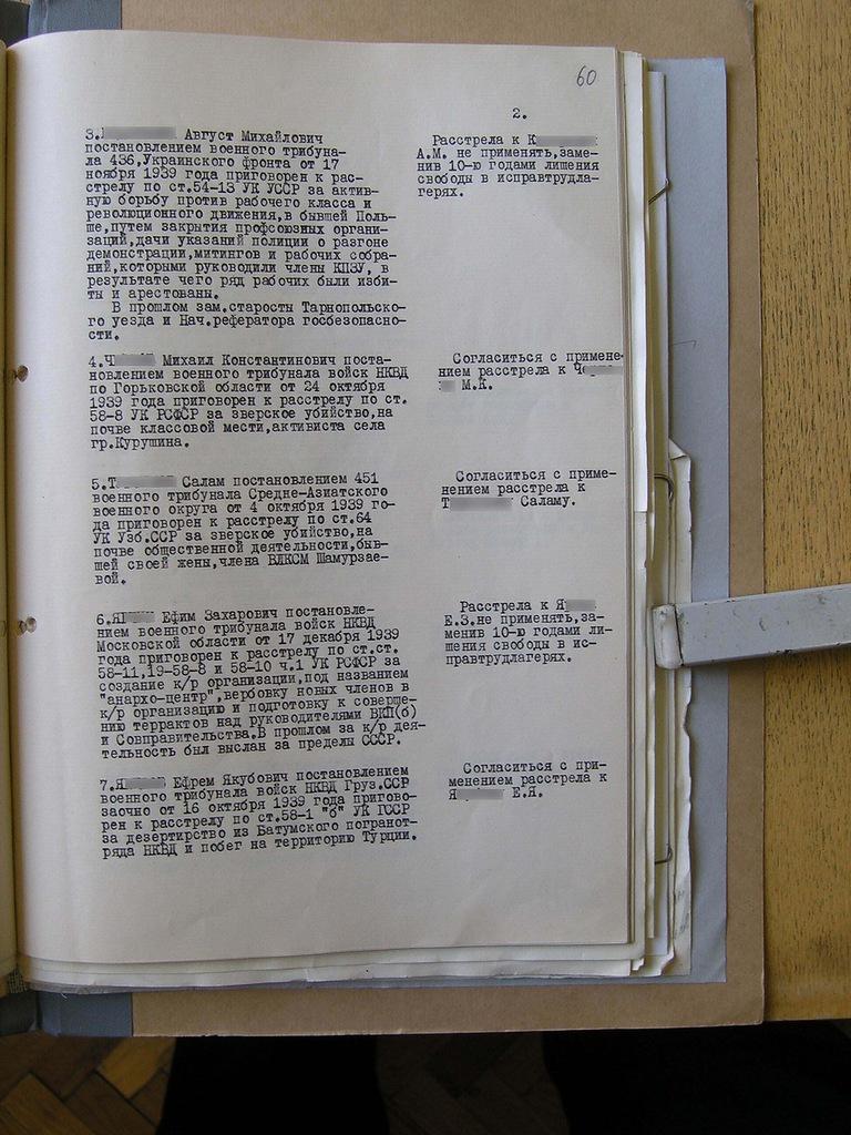 невинные жертвы сталинских репрессий-1