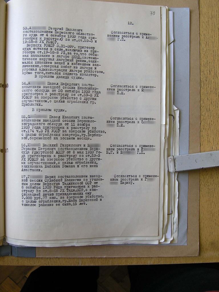 невинные жертвы сталинских репрессий-11