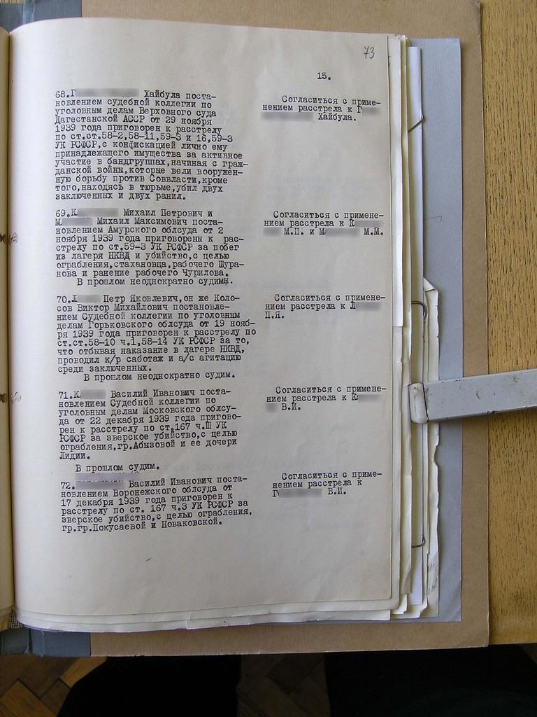 невинные жертвы сталинских репрессий-14
