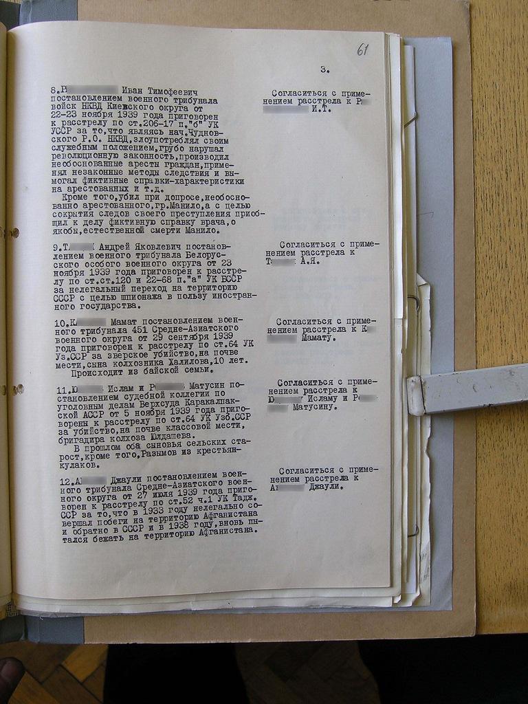 невинные жертвы сталинских репрессий-2