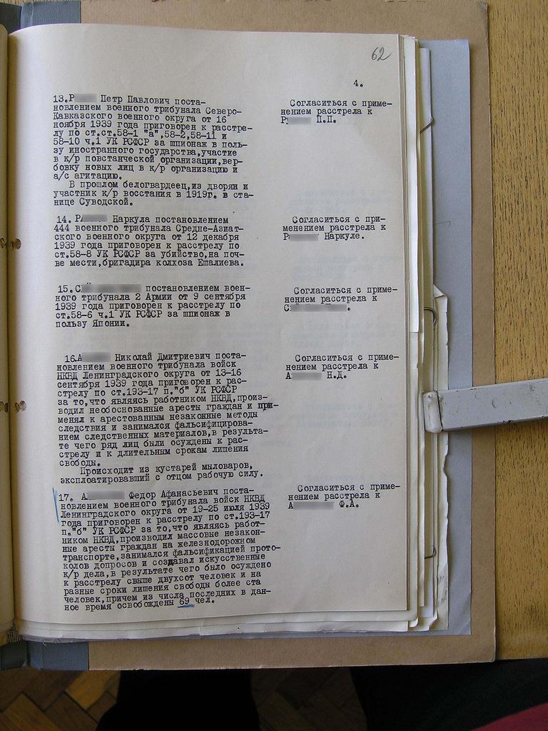 невинные жертвы сталинских репрессий-3