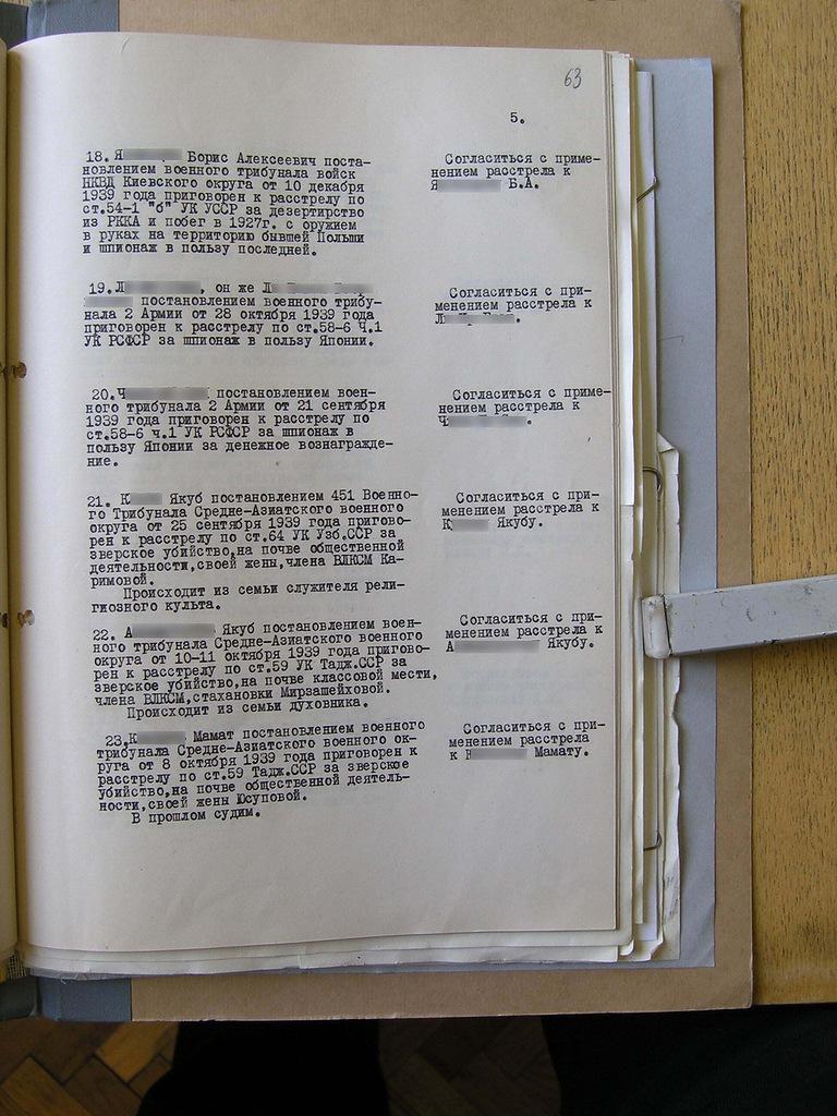 невинные жертвы сталинских репрессий-4