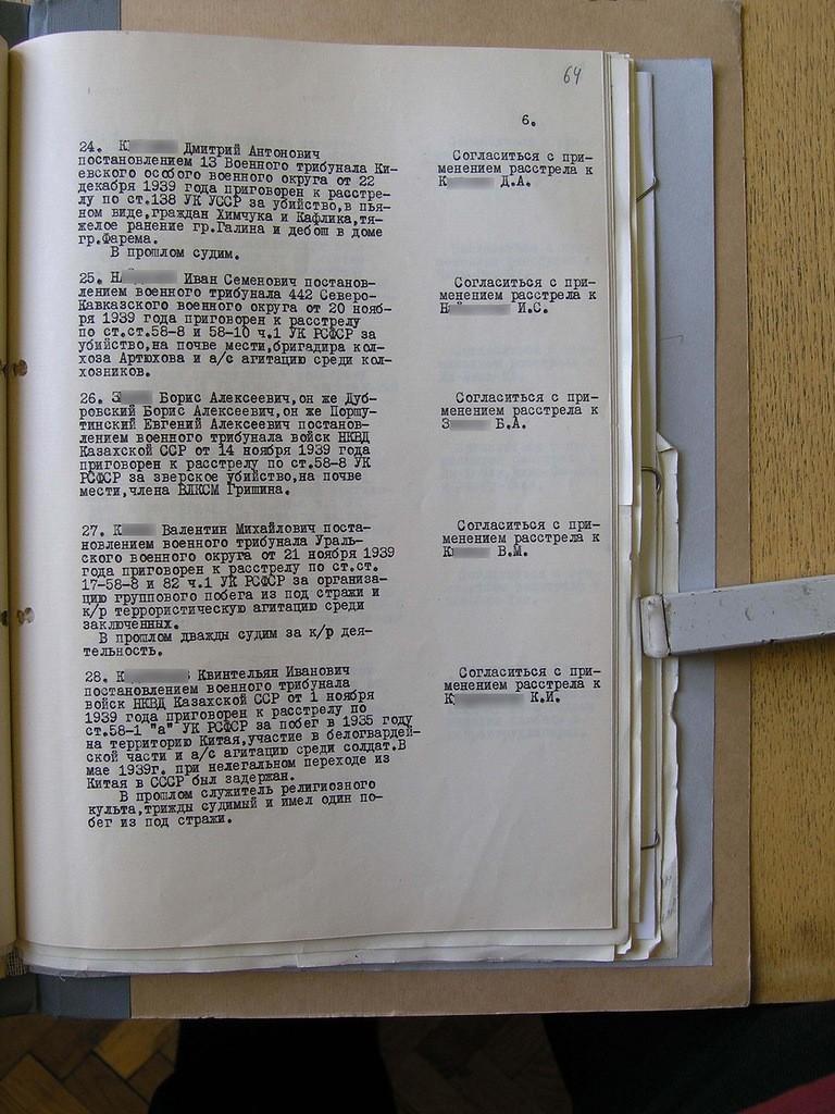 невинные жертвы сталинских репрессий-5