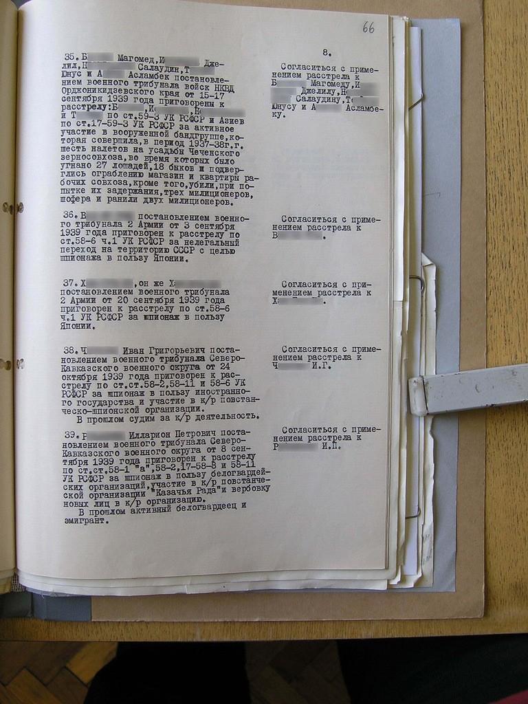 невинные жертвы сталинских репрессий-7