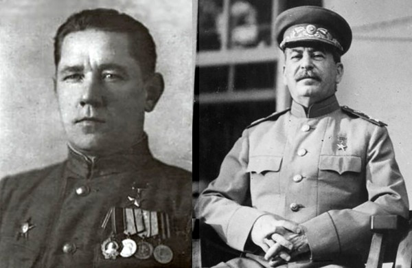 орловский - сталин
