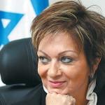 посол израиля Дорит Голендер