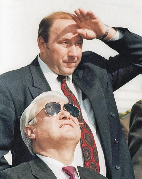 расстрел парламент 1993 коржаков ельцын