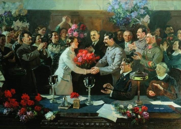 с днем рождения, товарищ Сталин