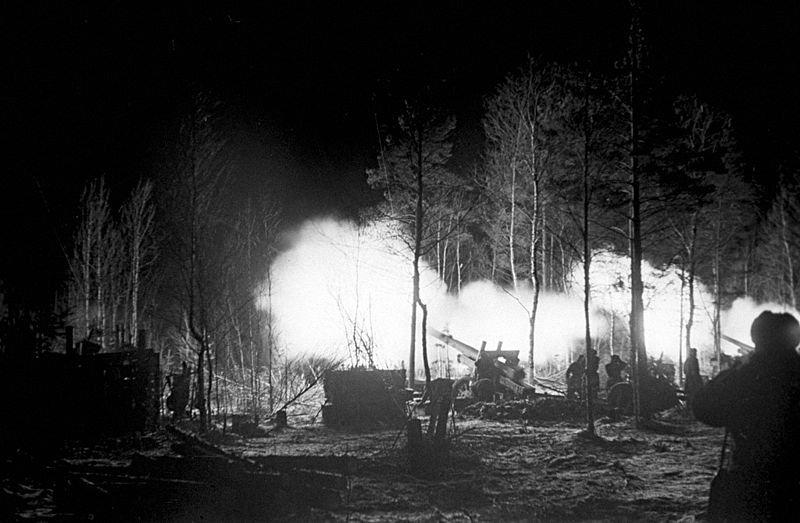 1-й сталинский удар освобождения Новгорода