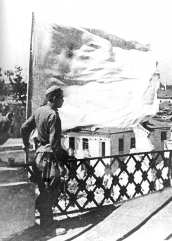 5-й сталинский удар Освобожденный Могилёв