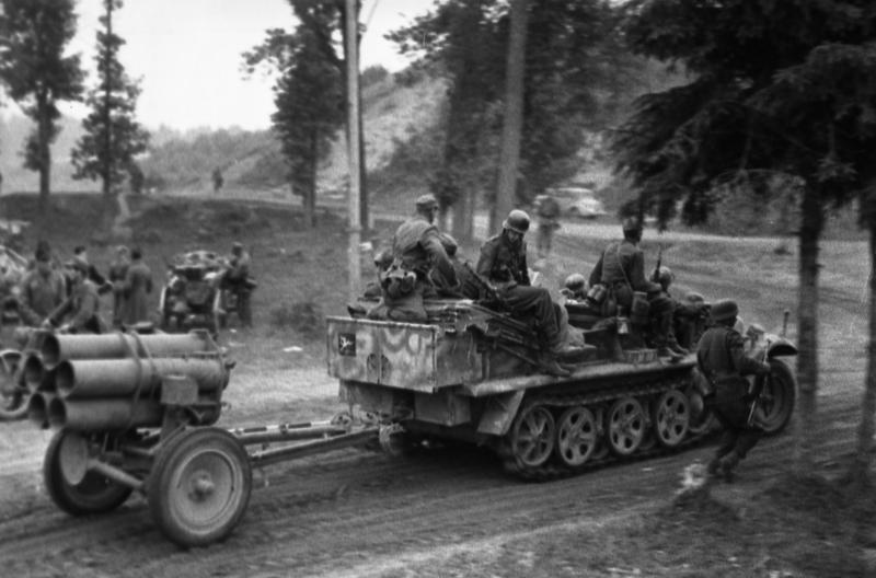5-й сталинский удар Отступление немцев из-под Орши