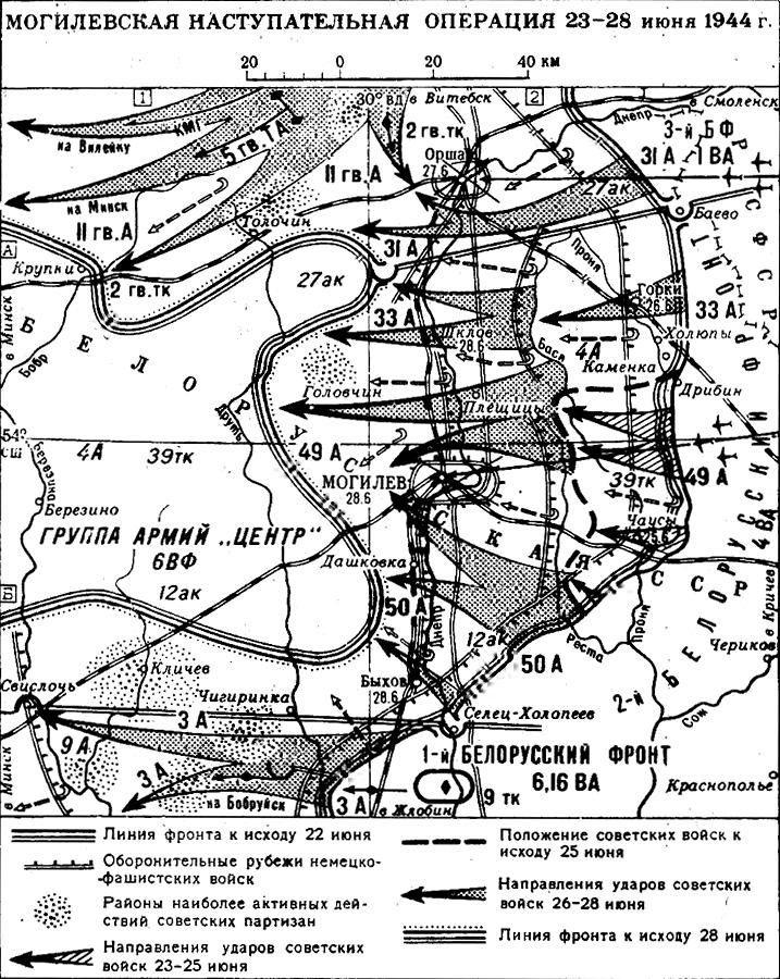 5-й сталинский удар карта2
