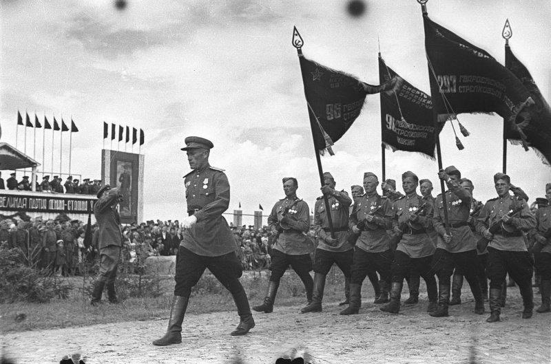 5-й сталинский удар освободители