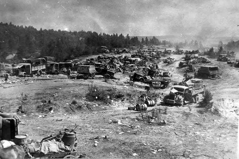 5-й сталинский удар уничтожение Бобруйской групперовки