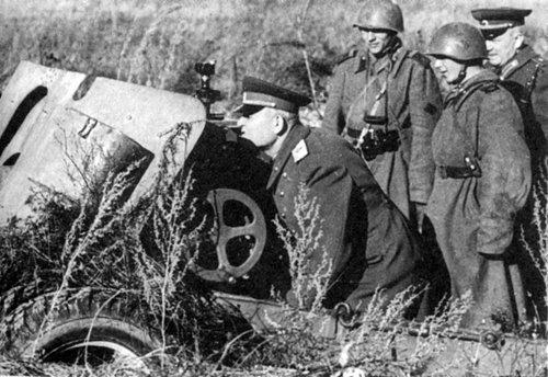 6-й сталинский удар Командующий 1-м Украинским фронтом И. С. Конев по позициях