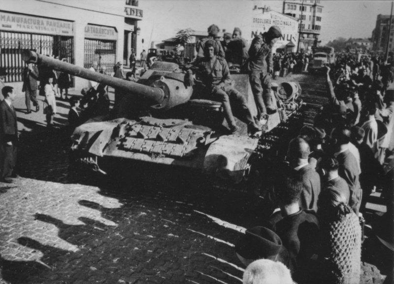 7-й сталинский удар танкисты