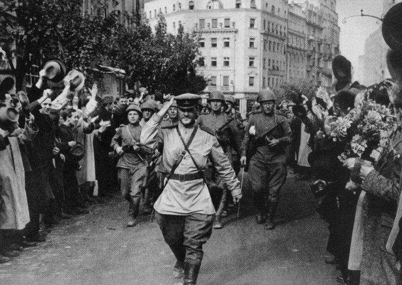 9-й сталинский удар - Белградская наступательная операция