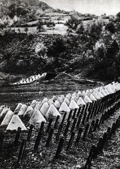 9-й сталинский удар - укрепления