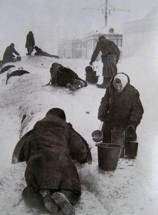 Блокада Ленинграда9