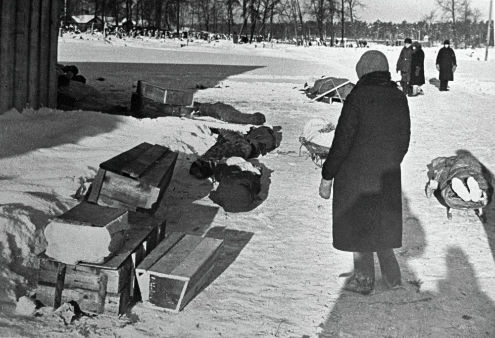 Блокадный Ленинград1-5