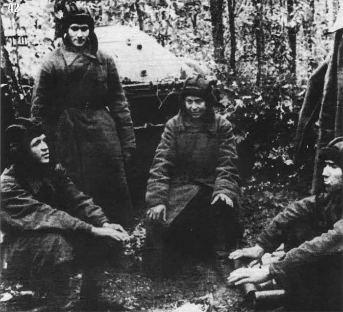 Лавриненко с экипажем