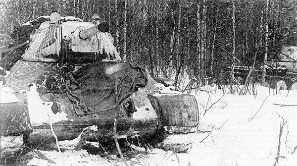 Лавриненко танк-1
