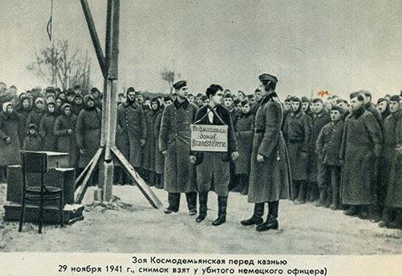 Зоя Космодемьянская3