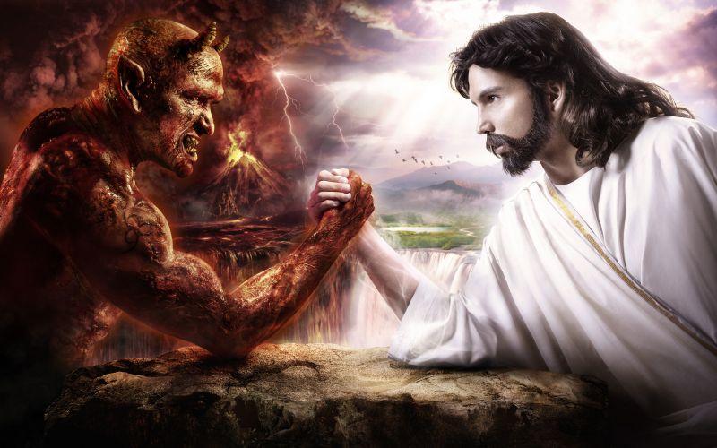 бог и черт религия