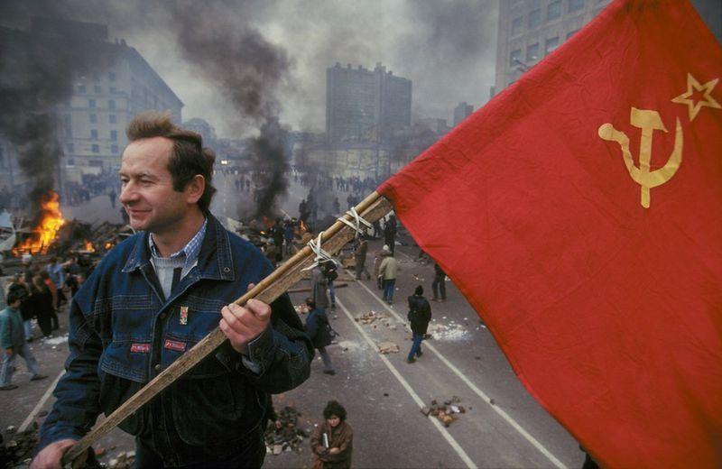 черный октябрь 1993