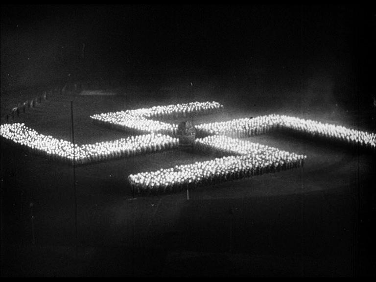 геббельс факельное шествие