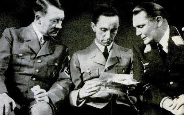 the influence of adolf hitlers propaganda led by joseph goebbels