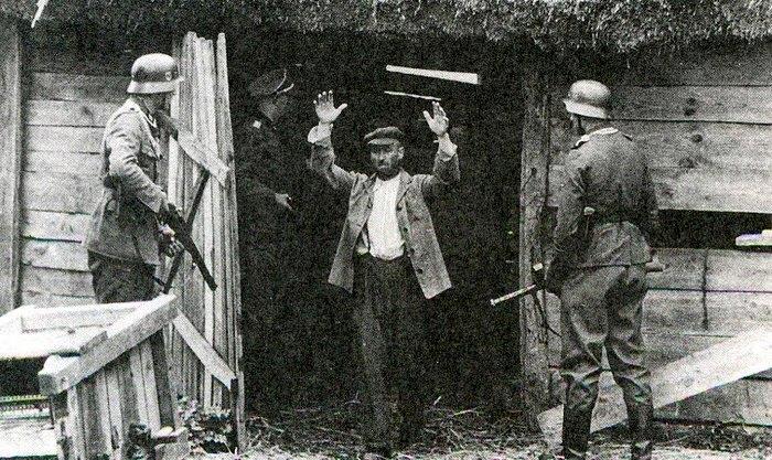 гитлеровский фашизм расстрел