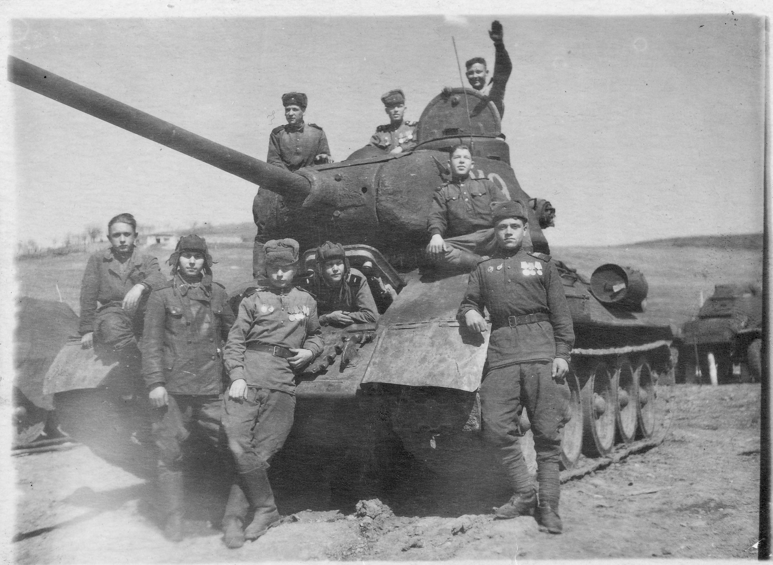 лавриненко танк и экипаж