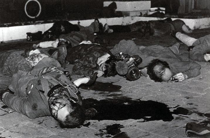расстрел парламента 1993 убитые