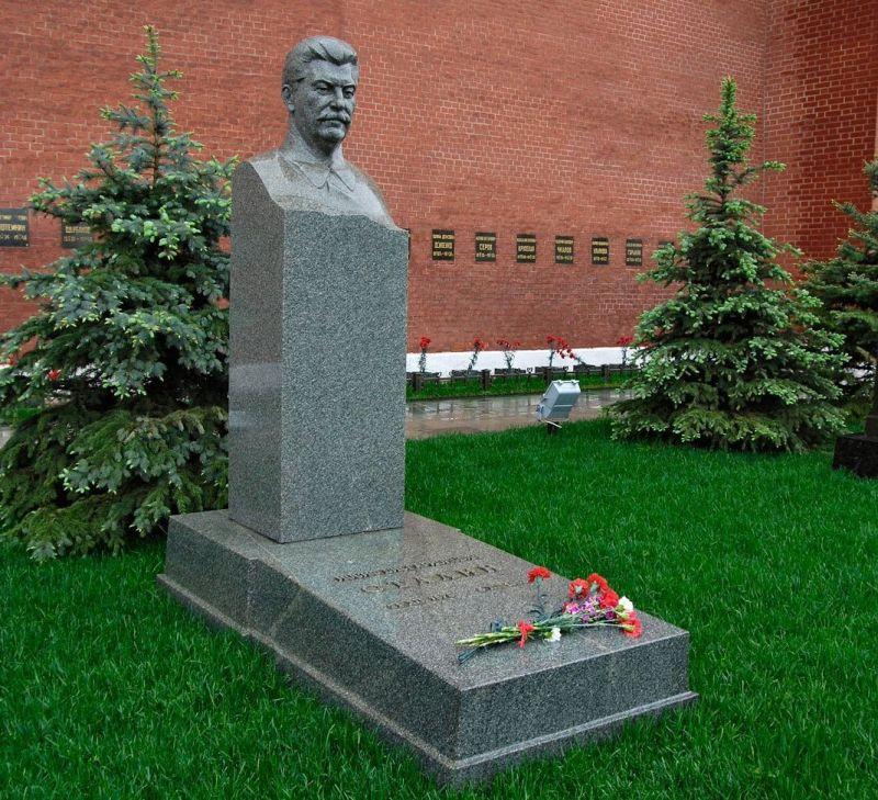 сталин памятни у кремля
