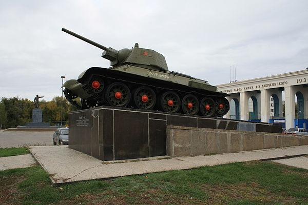 танки для Родины1